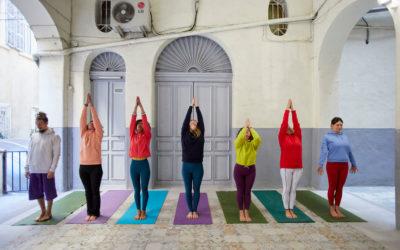 Atelier 108 salutations et yoga de la voix