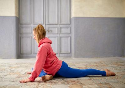 Yoga prénatal dynamique