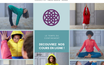 Covid 19 : Nos solutions