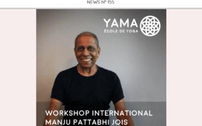 Manju Pattabhi Jois chez Yama !